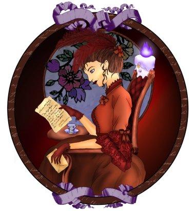 the_reader___fragonard_based_by_maikodouji-d3awwlj
